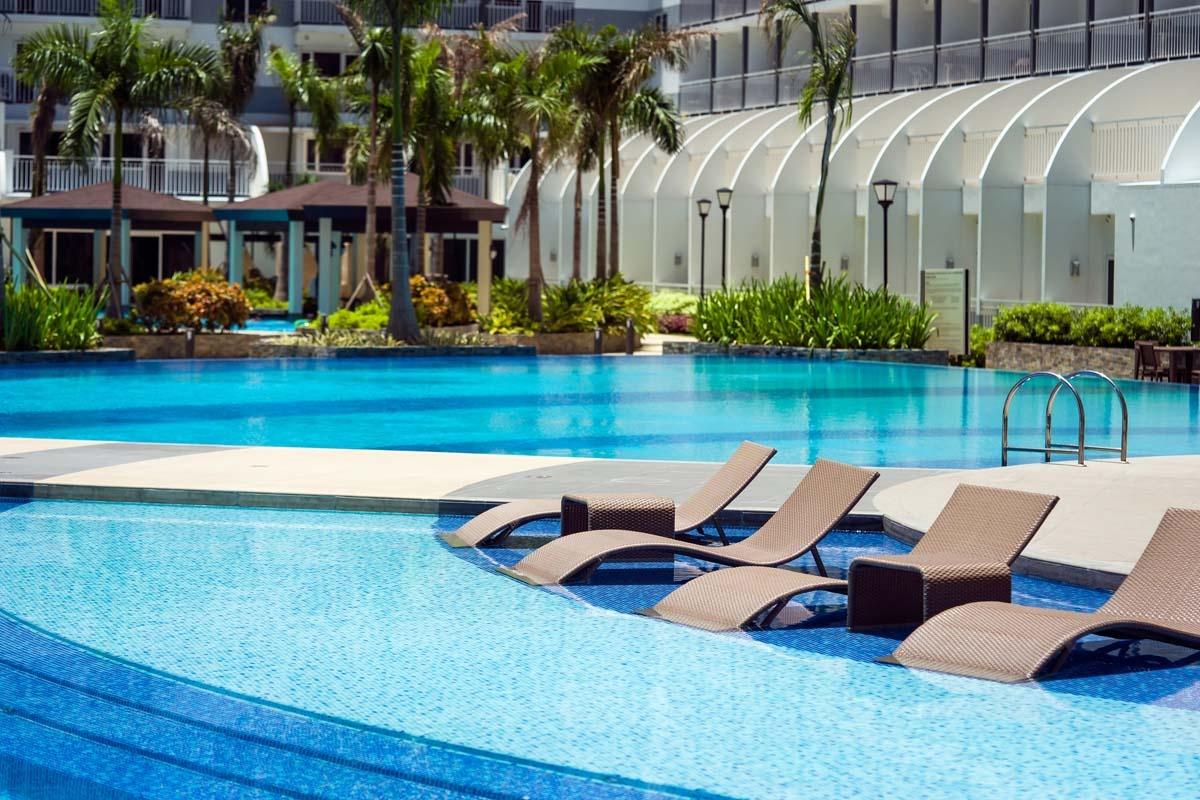 ASYA-SMDC Shell Residence Pool Amenity